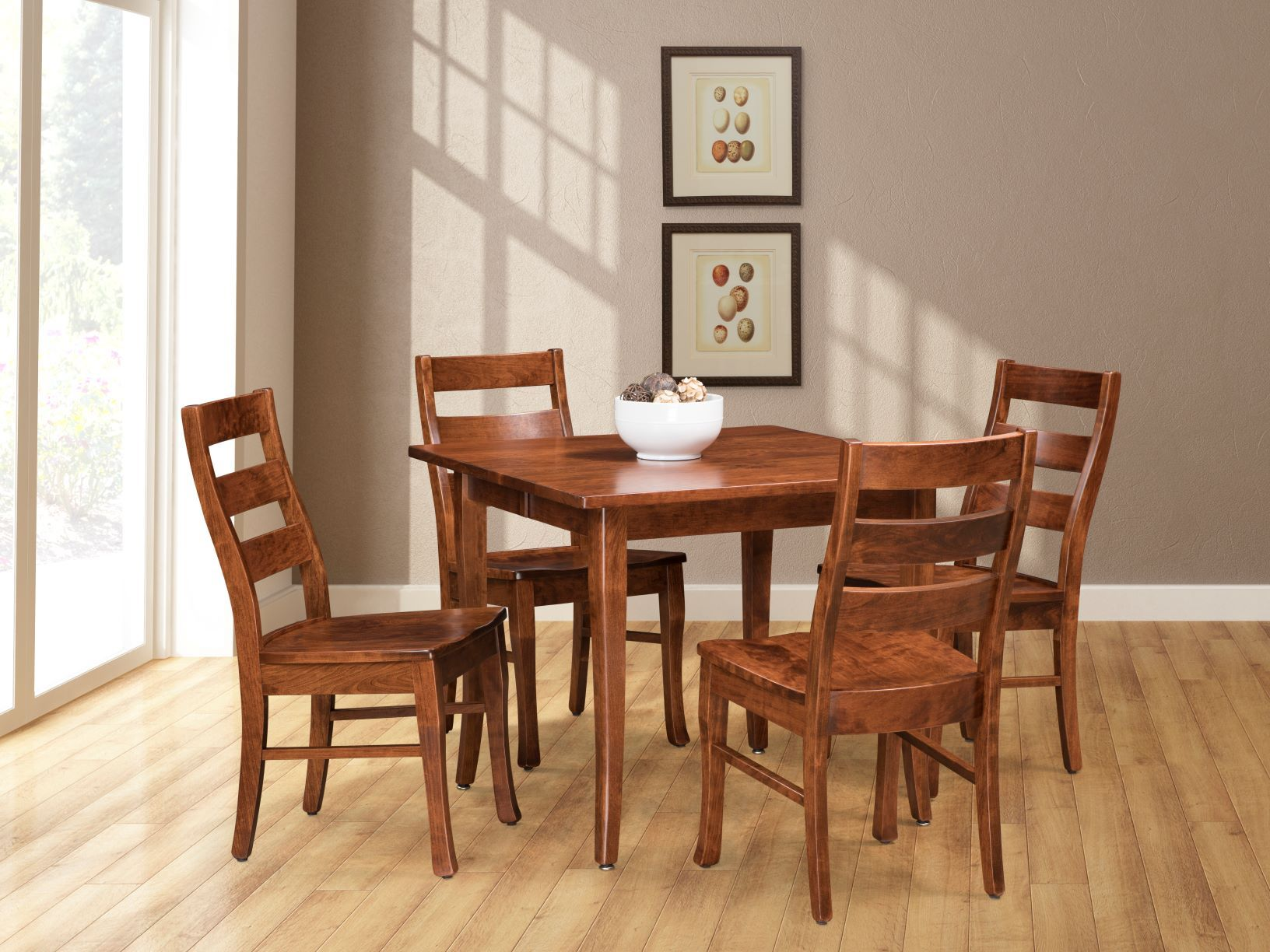 space saving dining room furniture