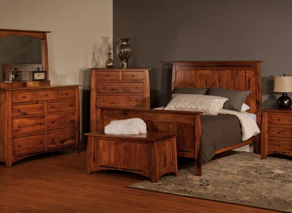 Boulder Creek Bedroom