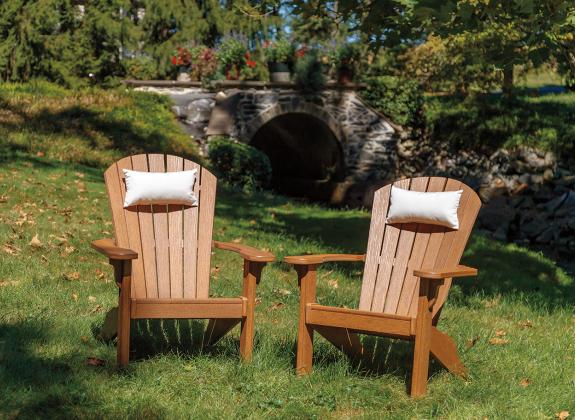 Oceanside Folding Adirondacks