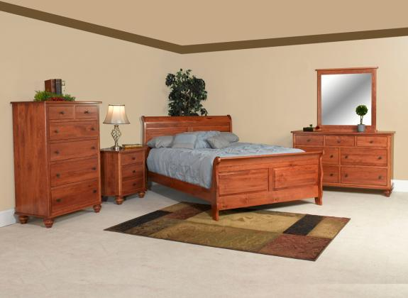 Greenville Bedroom