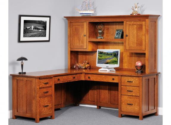 Coventry Mission L-Desk