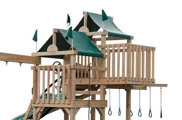 Swingset Model 1401 Back