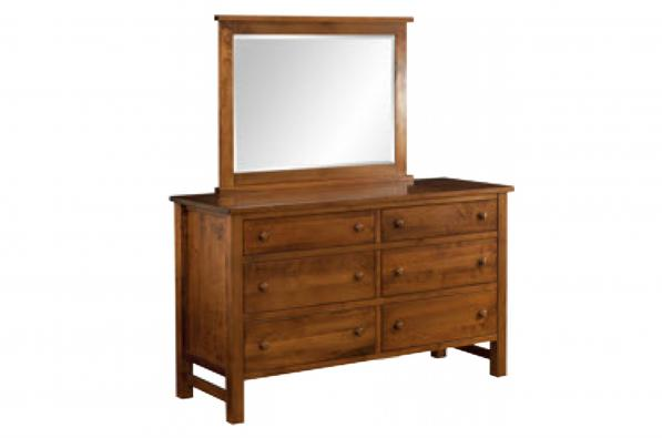 "Cabin Creek 59"" Dresser"