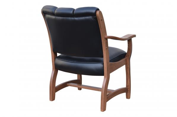 Midland Client Arm Chair Back View