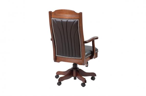 Starr Executive Arm Chair Back View