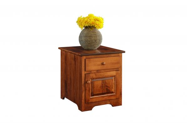 Country Shaker End Table