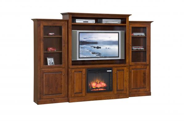 Traditional Wall Unit