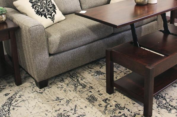 Urbana Coffee Table Lift Top  in Room
