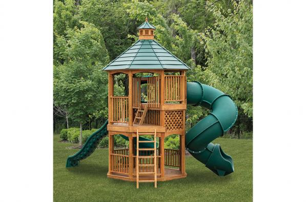 Swingset Model 1204 Back