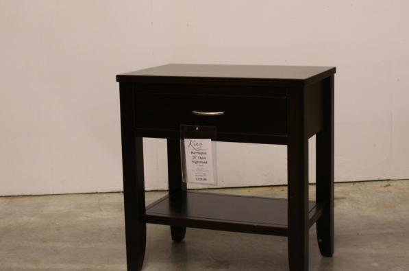 "Barrington 28"" Open Nightstand"