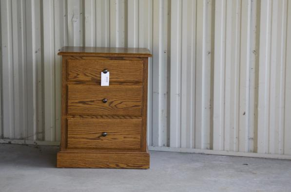 Plain Country Large Nightstand
