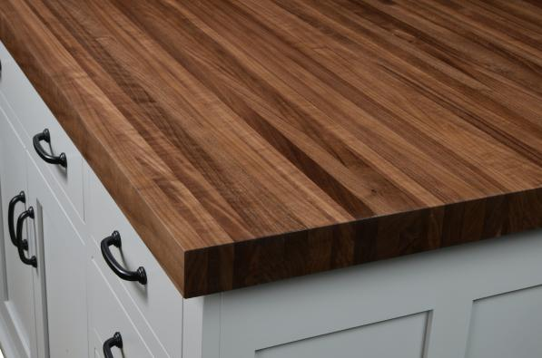 "2"" Butcher Block Top"