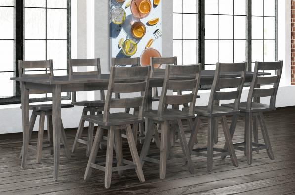 Cascade Mountain Table Room Scene