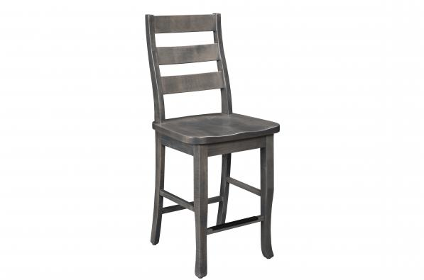 "Cascade Mountain 24"" Stationary Counter Chair"
