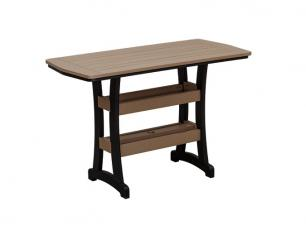 Bayshore Narrow Pub Table