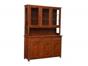 Andalusia 3 Door Hutch