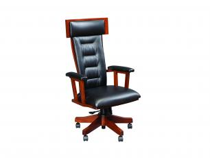 London Arm Desk Chair
