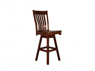 Sutter Mills Swivel Pub Chair