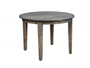 Small Space Living Round Leg Table