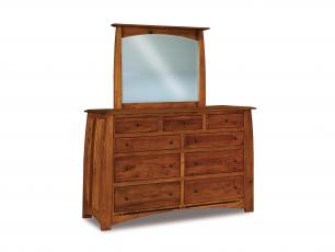 Boulder Creek 9 Drawer Dresser