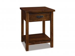 Dumont 1 Drawer Nightstand
