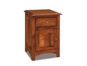 Finland 1 Drawer 1 Door Nightstand