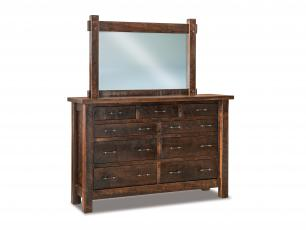 Houston 9 Drawer Dresser