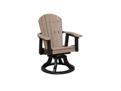 Oceanside Swivel Dining Chair