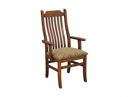 Easton Pike Arm Chair