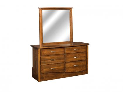 Tanessah Dresser with Mirror