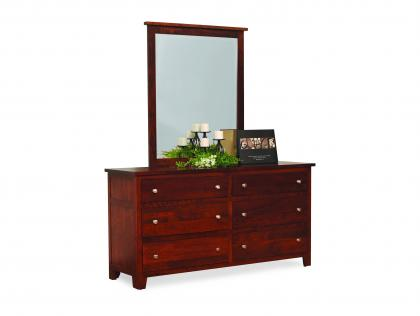 Olde Cottage 6 Drawer Dresser
