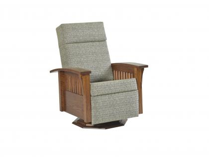 Mission Swivel Glider/Recliner