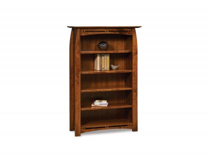 Boulder Creek 5 Foot Bookcase