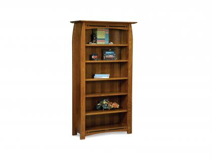 Boulder Creek 6 Foot Bookcase