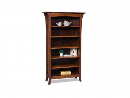 Ensenada 6 Foot Bookcase