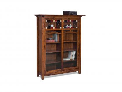 Artesa Sliding Door Bookcase