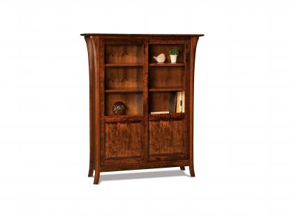 Ensenada Sliding Door Bookcase