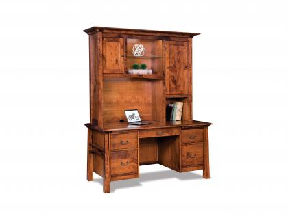 Artesa Desk and Hutch