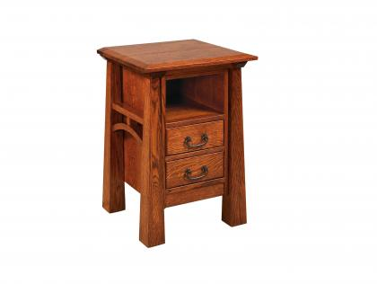 Artesa 2 Drawer Nightstand