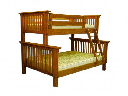 Mission Bunk Bed Twin/Full