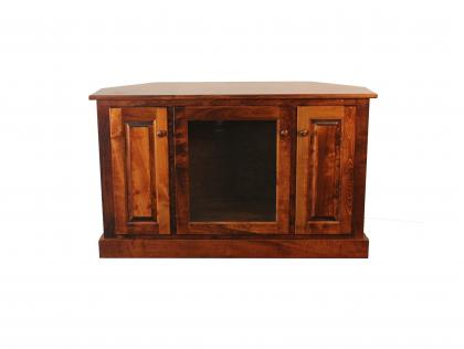 Traditional Corner TV Stand
