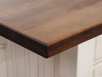 "2"" Thick Edge Island Top"