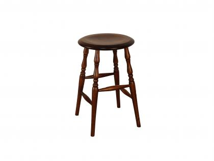 Round Counter Stool