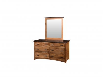 Manhattan 6 Drawer Dresser