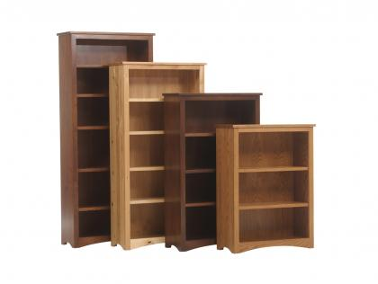Prairie Mission Bookcases
