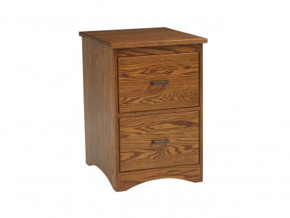 Prairie Mission 2 Drawer File Cabinet