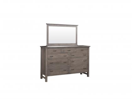 Cabin Creek 9 Drawer Dresser