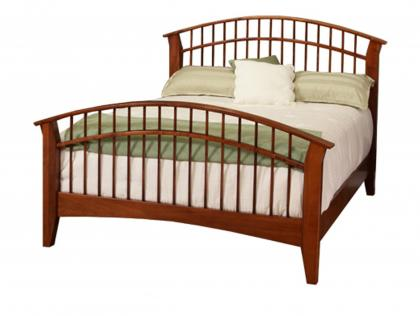 Dowel Bed