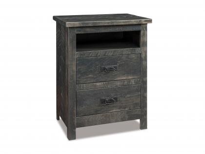 Dumont 2 Drawer Nightstand