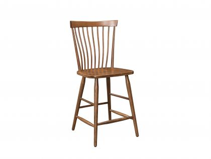 "Allegheny Mountain 24"" Stationary Counter Chair"